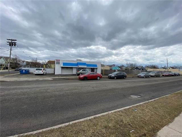 305 Vulcan Street, Buffalo, NY 14207 (MLS #B1257265) :: Updegraff Group