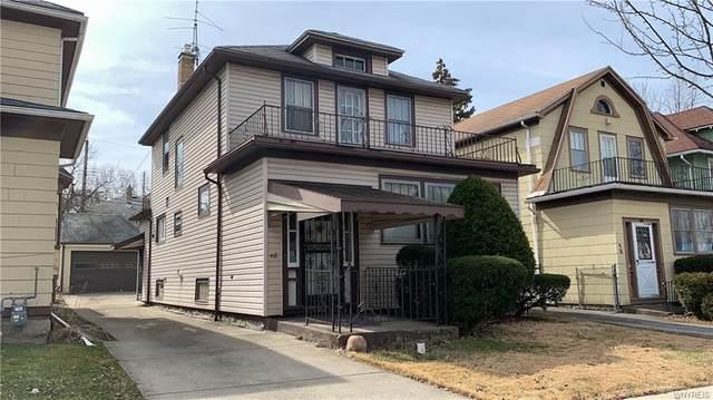 48 W Winspear Ave, Buffalo, NY 14214 (MLS #B1257293) :: The CJ Lore Team | RE/MAX Hometown Choice