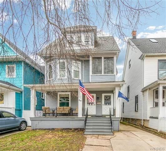 64 Congress Street, Buffalo, NY 14213 (MLS #B1257608) :: Updegraff Group