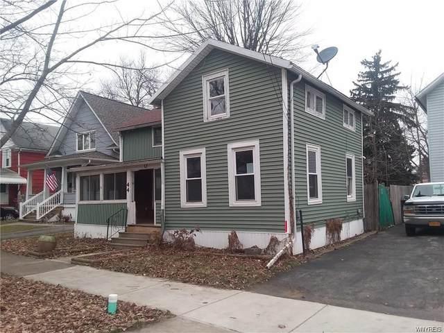 44 Hill Street, Tonawanda-City, NY 14150 (MLS #B1257757) :: Lore Real Estate Services