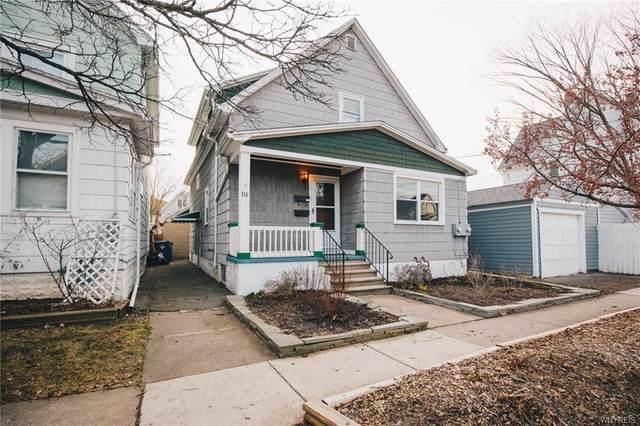 116 Eckhert Street, Buffalo, NY 14207 (MLS #B1257826) :: Updegraff Group