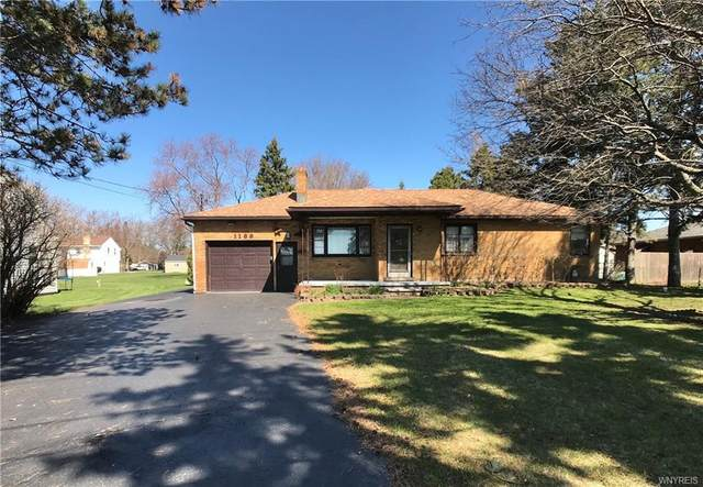 1169 Upper Mountain Rd Road, Lewiston, NY 14092 (MLS #B1258195) :: Robert PiazzaPalotto Sold Team