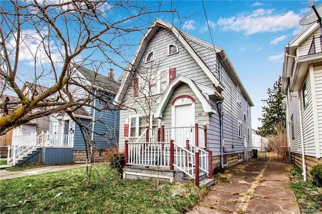 42 Hewitt Avenue, Buffalo, NY 14215 (MLS #B1258267) :: MyTown Realty