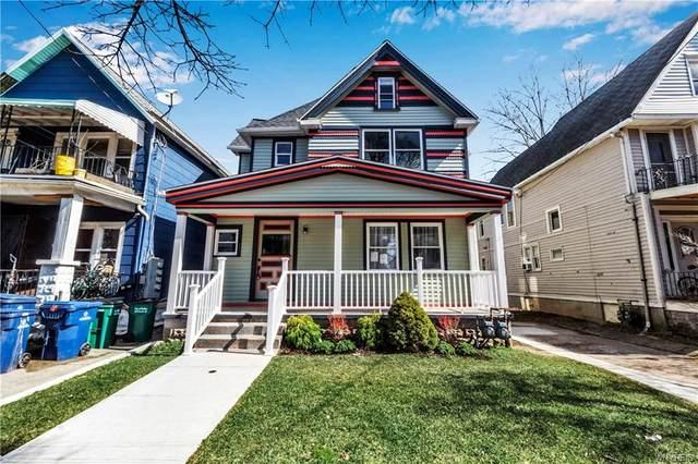 499 Plymouth Avenue, Buffalo, NY 14213 (MLS #B1258295) :: Updegraff Group