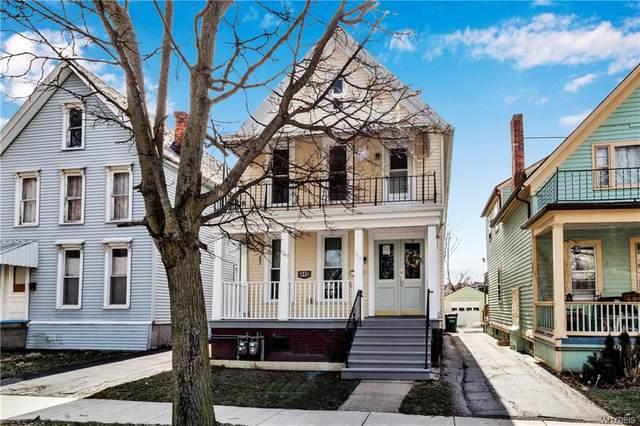 445 Vermont Street, Buffalo, NY 14213 (MLS #B1258301) :: Updegraff Group