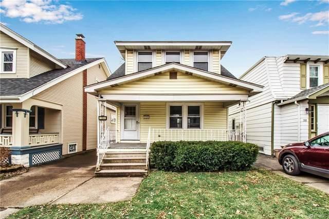 284 Saranac Avenue, Buffalo, NY 14216 (MLS #B1258337) :: 716 Realty Group