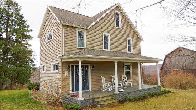 7273 Jersey Hollow Road, Mansfield, NY 14755 (MLS #B1258412) :: BridgeView Real Estate Services