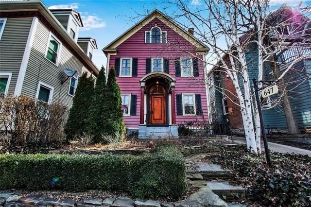 647 Elmwood Avenue, Buffalo, NY 14222 (MLS #B1258664) :: 716 Realty Group