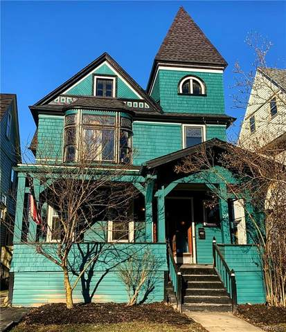 254 Richmond Avenue, Buffalo, NY 14222 (MLS #B1258686) :: 716 Realty Group