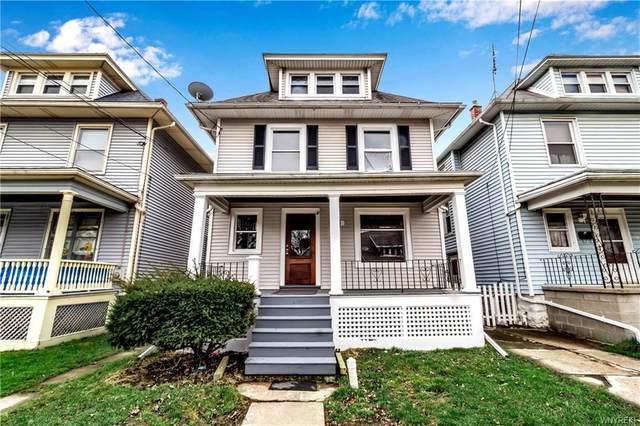 25 Mayer Avenue, Buffalo, NY 14207 (MLS #B1259604) :: Updegraff Group