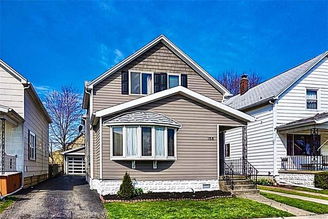 158 Jackson Avenue, Cheektowaga, NY 14212 (MLS #B1259626) :: Updegraff Group