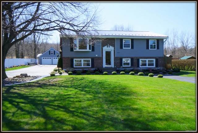 5622 Leete Road, Lockport-Town, NY 14094 (MLS #B1259637) :: BridgeView Real Estate Services