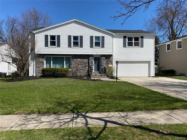 106 Meadowview Lane, Amherst, NY 14221 (MLS #B1259665) :: The CJ Lore Team | RE/MAX Hometown Choice