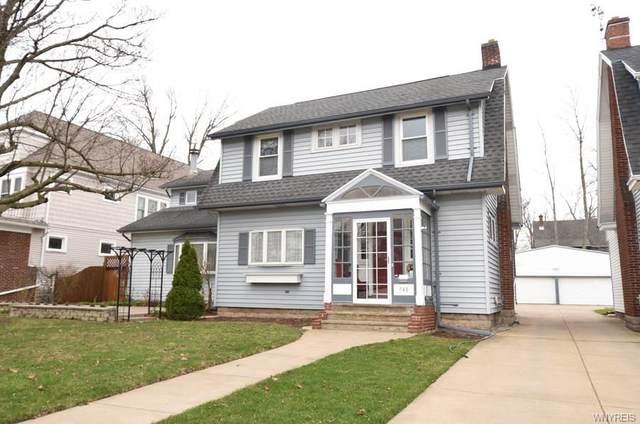 748 Crescent Avenue, Buffalo, NY 14216 (MLS #B1259697) :: The CJ Lore Team | RE/MAX Hometown Choice