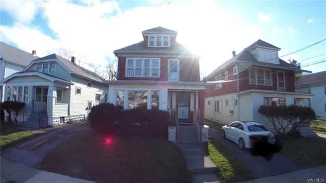 347 Cambridge Avenue, Buffalo, NY 14215 (MLS #B1259700) :: The CJ Lore Team | RE/MAX Hometown Choice