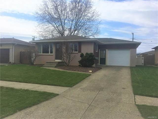 30 Caroline Lane, Cheektowaga, NY 14043 (MLS #B1259758) :: Updegraff Group