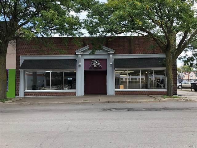 51 Locust Street, Lockport-City, NY 14094 (MLS #B1259903) :: BridgeView Real Estate Services