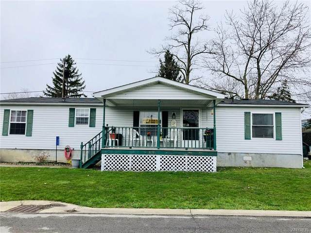 1425 Village Park Drive, Alden, NY 14004 (MLS #B1259950) :: BridgeView Real Estate Services