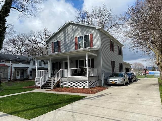 49 Brooklyn Street, Warsaw, NY 14569 (MLS #B1259986) :: BridgeView Real Estate Services