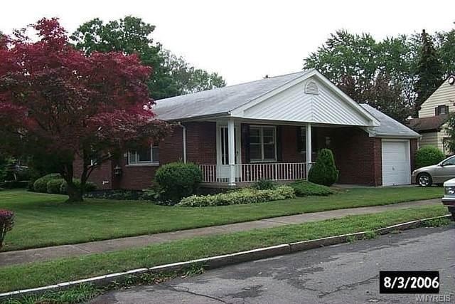 903 Van Rensselaer Avenue, Niagara Falls, NY 14305 (MLS #B1260022) :: 716 Realty Group