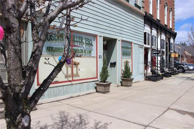 21 E Main Street, Cuba, NY 14727 (MLS #B1261462) :: Lore Real Estate Services