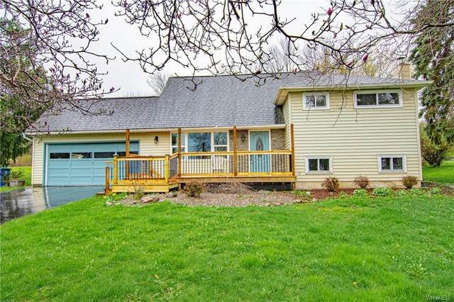 3126 Lower Mountain Road, Cambria, NY 14132 (MLS #B1262350) :: Lore Real Estate Services