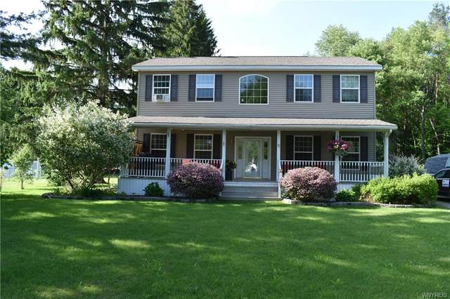 5 Austin Street, Amity, NY 14813 (MLS #B1262444) :: BridgeView Real Estate Services