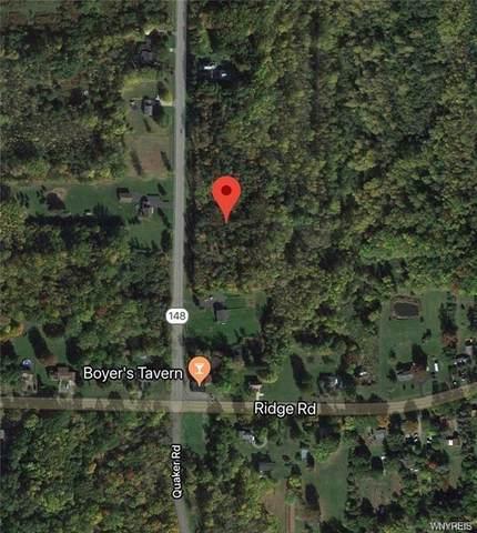 3343 Quaker Road, Hartland, NY 14067 (MLS #B1262456) :: MyTown Realty