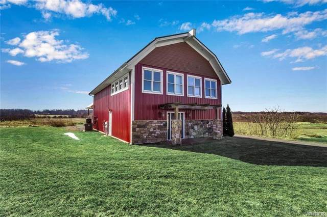 4788 Lower Mountain Road, Cambria, NY 14094 (MLS #B1262786) :: Lore Real Estate Services