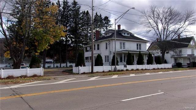 300 E Dyke Street, Wellsville, NY 14895 (MLS #B1264522) :: Lore Real Estate Services