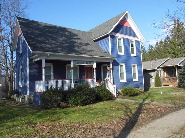 6 E Washington Street, Ellicottville, NY 14731 (MLS #B1264620) :: Updegraff Group