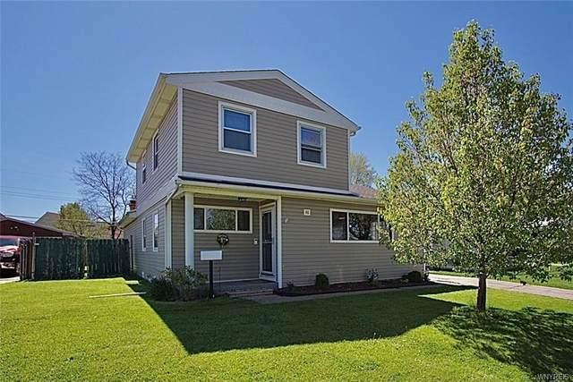 46 Patton Road, Tonawanda-City, NY 14150 (MLS #B1264778) :: Lore Real Estate Services