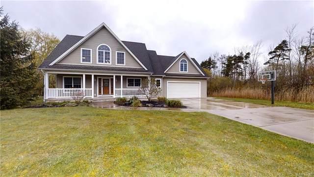 4232 Cambria Wilson Road, Cambria, NY 14094 (MLS #B1264853) :: Lore Real Estate Services