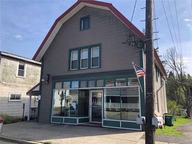 62 N Main Street, Holland, NY 14080 (MLS #B1264984) :: MyTown Realty