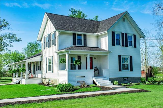 3056 Lockport Rd Road, Wheatfield, NY 14132 (MLS #B1265034) :: Updegraff Group