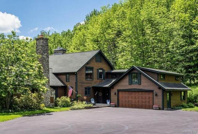 6460 Witch Hollow Road, Ellicottville, NY 14731 (MLS #B1265313) :: Updegraff Group