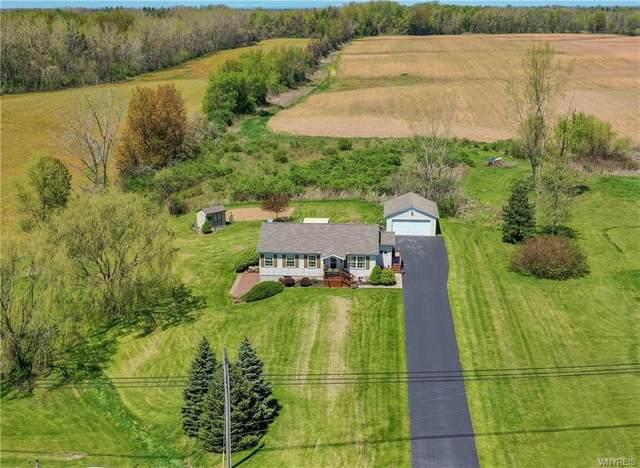 11975 Platten Road, Yates, NY 14098 (MLS #B1265923) :: Lore Real Estate Services