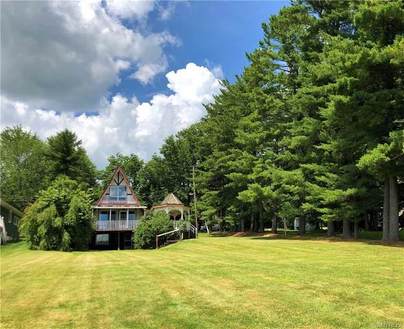 3925 Luther Road, Castile, NY 14550 (MLS #B1265948) :: Lore Real Estate Services