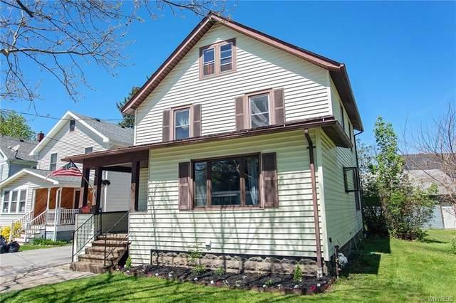 339 S Jackson St, Batavia-City, NY 14020 (MLS #B1266074) :: MyTown Realty