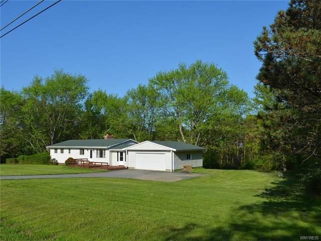 7886 Eddy Road, Boston, NY 14033 (MLS #B1266078) :: Lore Real Estate Services