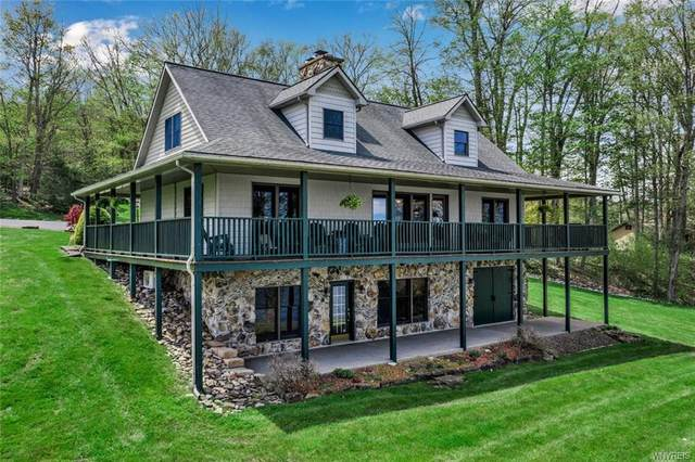 2640 Trolley Stop Lane, North Harmony, NY 14710 (MLS #B1266126) :: Lore Real Estate Services