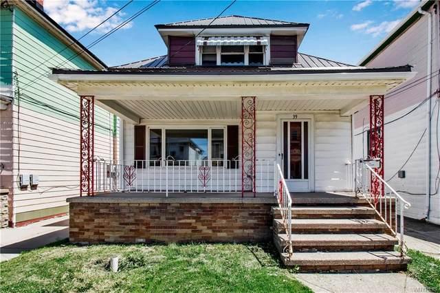 41 Krakow Street, Buffalo, NY 14206 (MLS #B1266142) :: MyTown Realty