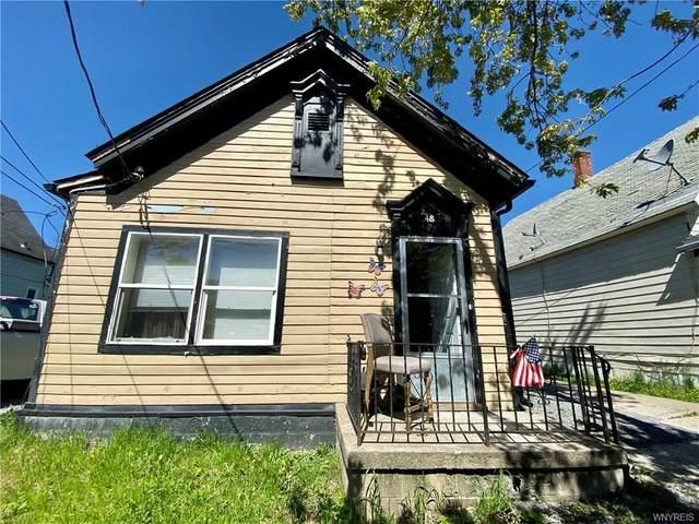 48 Dart Street, Buffalo, NY 14213 (MLS #B1266176) :: 716 Realty Group