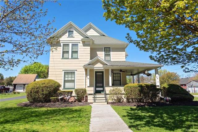 19 S Main Street, Elba, NY 14058 (MLS #B1266224) :: MyTown Realty