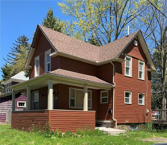 129 81st Street, Niagara Falls, NY 14304 (MLS #B1266243) :: Updegraff Group