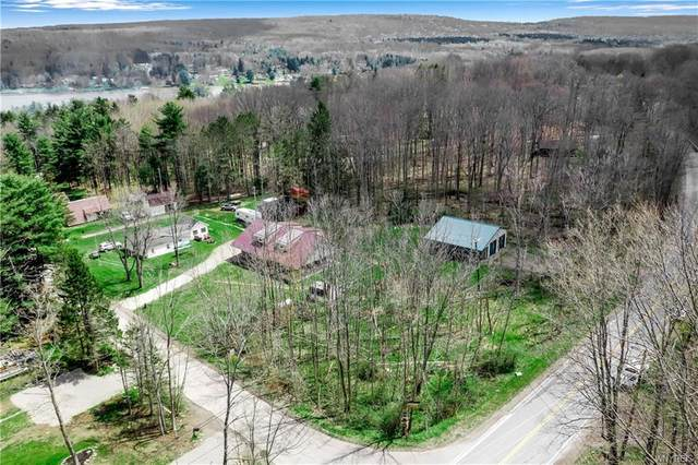 0 Woodside Drive, Rushford, NY 14777 (MLS #B1266246) :: BridgeView Real Estate Services