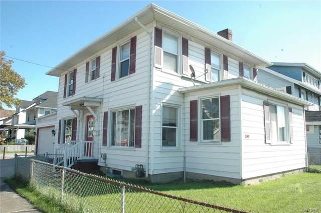 330 W Main Street, Batavia-City, NY 14020 (MLS #B1266301) :: MyTown Realty