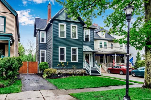 84 Norwood Avenue, Buffalo, NY 14222 (MLS #B1266376) :: Updegraff Group