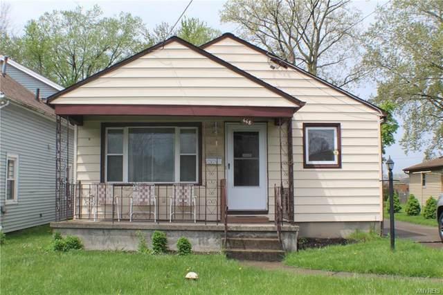 668 71st Street, Niagara Falls, NY 14304 (MLS #B1266423) :: Updegraff Group