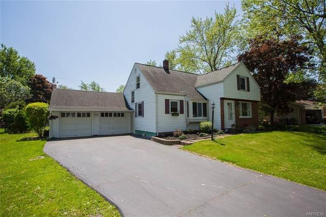 522 Meadowbrook Drive, Lewiston, NY 14092 (MLS #B1266455) :: Lore Real Estate Services